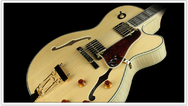 Epiphone Joe Pass Emperor II Hollow Body