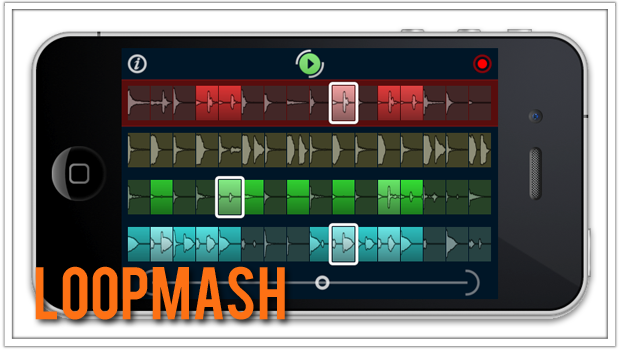loopmash Apps para componer