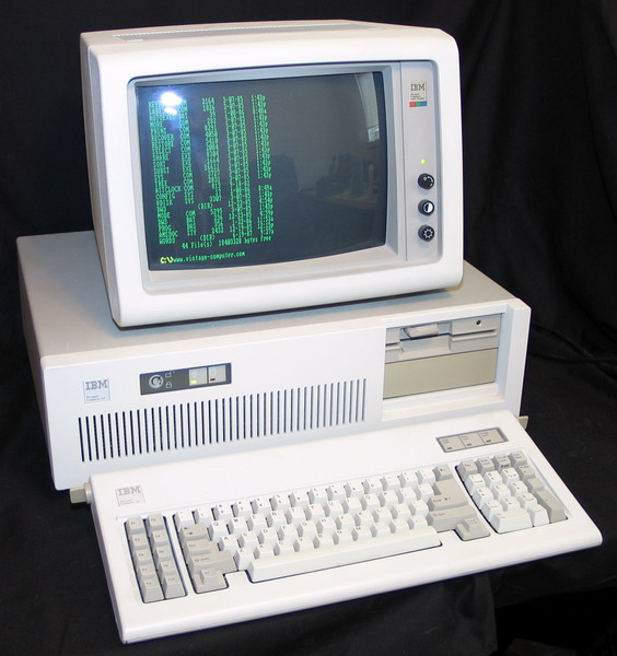 1984 ibm pc-at